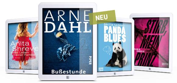 5 € Gutschein für Telekom PagePlace - eBooks, Magazine und mehr gratis herunterladen