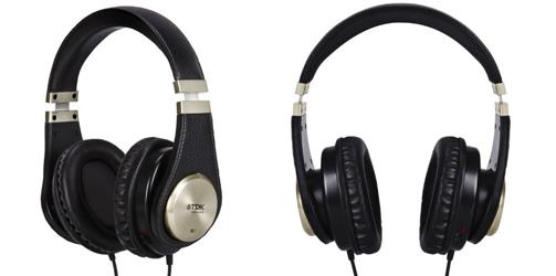 Hifi-Kopfhörer TDK Life on Record ST750 für 75,90 € bei iBOOD *Update* jetzt für 45,90 €