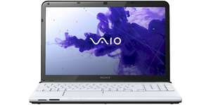 Multimedia-Notebook Sony VAIO SVE1512Q1EW für 479 € statt 579 € bei Amazon