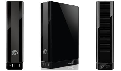 Seagate BackupPlus Desktop - externe Festplatte mit 4 TB *Update* jetzt bei Staples für 135 €