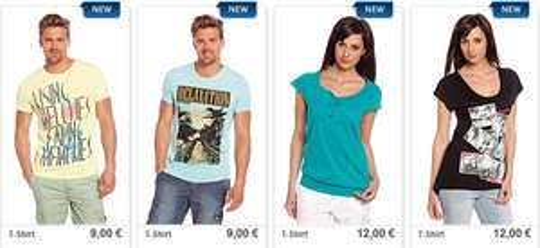 C&A Deutschland: 20% Rabatt auf das gesamte Sortiment *Update* bis Sonntag, 9. Juni gültig!