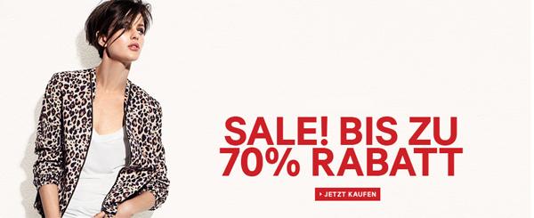 H&M: Sale mit bis zu 70% Rabatt und zusätzlich sparen mit Gutscheincodes