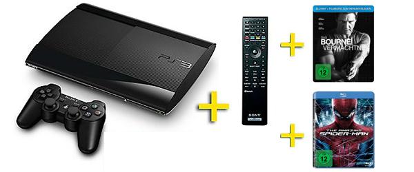 Gute PS3-Bundles bei Media Markt und Saturn Österreich mit bis zu 23% Ersparnis