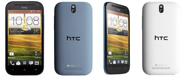 Android-Smartphone HTC One SV für 222 € bei DiTech