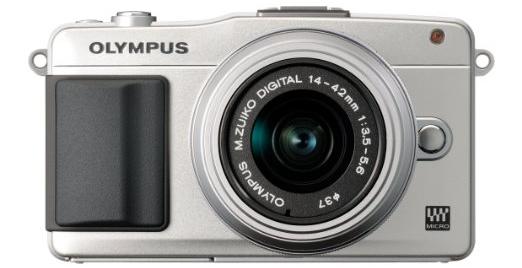 Systemkamera Olympus PEN E-PM2 mit 14-42-mm-Objektiv für 419 € *Update* jetzt für 329 €