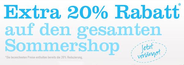 MandMDirect: Sale auf Jack & Jones-Artikel mit Preisen ab 2,99 € und 20% Rabatt auf den Sommershop