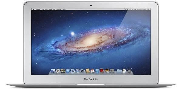 MacTrade: Neues MacBook Air (MD711D) + Palo Alto Cubik-Lautsprecher für 914 € - 15% sparen