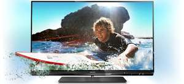 LED-Backlight-TV Philips 47PFL6007K (3D, Ambilight, Triple-Tuner, WLAN) für 749 € - 15% Ersparnis