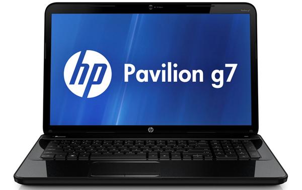 Einsteiger-Notebook HP Pavilion g7-2345sg für 349 € - 13% Ersparnis