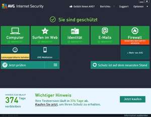 AVG Internet Security 2013 ein Jahr lang gratis *Update* auch Internet Security 2014 & Antivirus Pro 2014 gratis!
