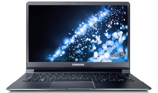 Ultrabook Samsung Serie 9 900X3C (Core i5, 4 GB RAM, 128 GB SSD) für 799 € - 23% sparen