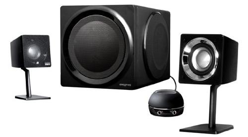 2.1 Soundsystem Creative Gigaworks T3 für 109 € bei Amazon *Update* jetzt für 99€ bei Saturn