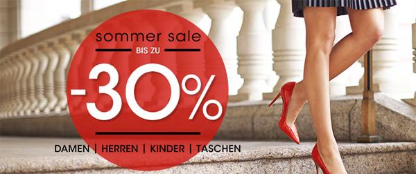 Sommer Sale bei Javari mit Rabatten von 30% und mehr auf ausgewählte Artikel