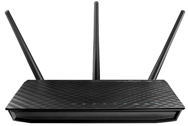Dualband-Router Asus RT-N66U Black Diamond für 99,95 € *Update* jetzt ab 84,89 €