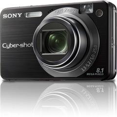 Sony CyberShot DSC-W150 schwarz für 106€ *UPDATE2*