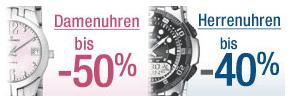 [Uhren] Armbanduhren bei Amazon ab 20€