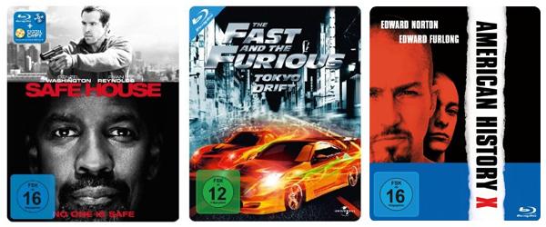 Neue Film- und Serienangebote bei Amazon: 2 TV-Serien-Staffeln für 20 € und Blu-ray-Steelbooks günstiger