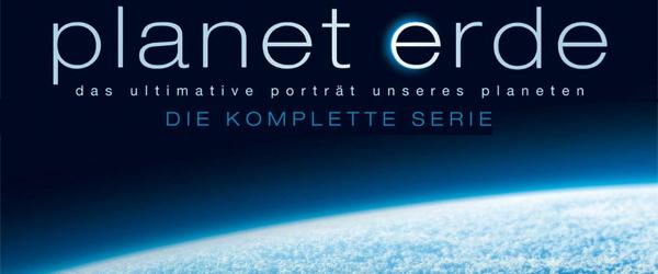 Planet Erde - Die komplette Serie (5 Blu-rays) für 19,99 € - 43% Ersparnis