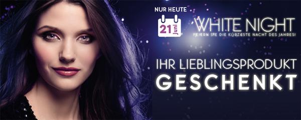 Top! White Night bei Yves Rocher: 1. Produkt im Warenkorb gratis erhalten *Update* wieder möglich!
