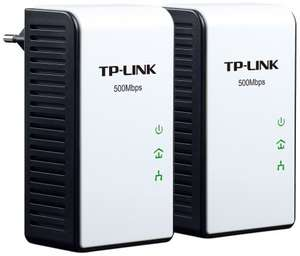 Powerline Adapter-Set TP-Link Gigabit TL-PA511 (500 Mbit/s) für 44,90 € - 17% sparen *Update* Modell TL-PA411 für 33€