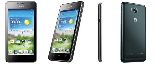 "Android-Smartphone Huawei Ascend G615 (4,5"", Quad-Core-CPU) für 219,95 € - 14% sparen"
