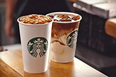 Groupon: 10 € Guthaben für Starbucks für nur 5 € kaufen