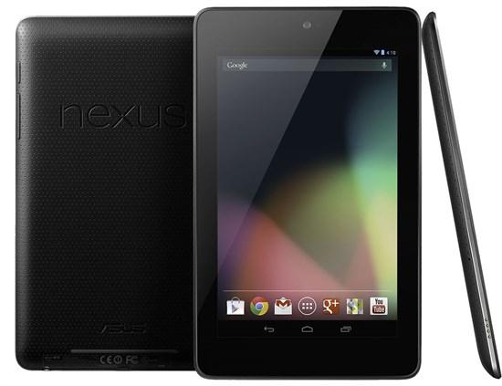 Quad-Core-Tablet Google Nexus 7 (16 GB) für 169,99 € bei GameStop - 17% sparen