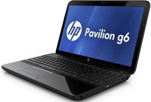 Multimedia Notebook HP Pavilion G6-2347SG (15,6'', Intel Core-i5, 4GB RAM, 640 GB HDD) für 399 € - 16% sparen