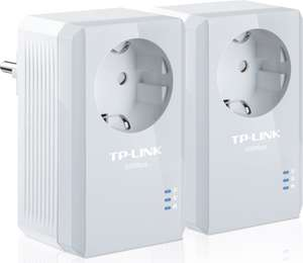 Powerline Adapter-Set TP-Link TL-PA4010 (500 Mbit/s) für 39,90 € - 22% sparen