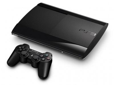 Kostenlose Playstation 3 Super Slim (12 GB) beim Kauf ausgesuchter 3D-Plasma-Fernseher von Panasonic