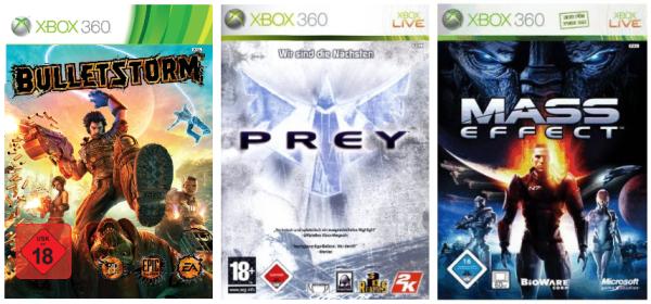 Xbox Live Ultimate Game Sale z.B. mit Assassin's Creed 3 oder Borderlands 2 für 9,99 € *Update* Tag 2 des Sales mit weiteren guten Deals