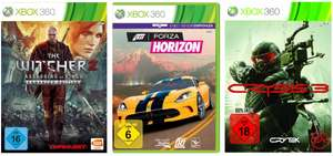 3. Tag des Xbox Live Ultimate Game Sale heute z.B. mit Forza Horizon, Crysis 3, The Witcher 2 u.v.m. *Update* Finaltag z.B. mit Hitman für 9,99 €