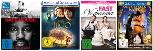 Amazon kontert Filmangebote bei Media Markt - viele DVDs und Blu-rays günstiger wie z.B. Safe House für 8,90 €