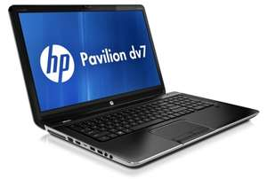Toll: Notebook HP Envy DV7-7346SG (17,3'', Intel Core-i5, 16 GB RAM, 1 TB HDD) für 599 €