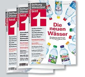 """3 x Magazin """"test"""" von Stiftung Warentest kostenlos - Kündigung nötig!"""