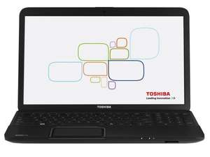 Multimedia-Notebook Toshiba Satellite Pro C850-1LP (15,6'', Intel Core-i3, 4 GB RAM) für 324 € - 12% sparen