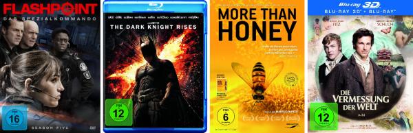 Film-Deals der Woche bei Amazon z.B. Flashpoint (DVD) ab 9,97 €