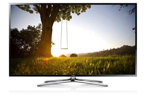 3D LED-Backlight-TV Samsung UE55F6470 (55'', Full HD, 200 Hz, Sprachsteuerung) für 999 € - 10% sparen