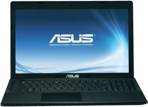 Multimedia-Notebook Asus F55C-SX032H (15,6'', Intel Core-i3, 500 GB HDD) für 329 € - 21% Ersparnis