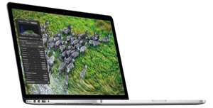 Generalüberholtes Apple MacBook Pro MC975 (15,4'' Retina Display, Intel Core-i7) für 1.599 €
