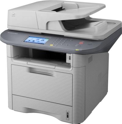 S/W Multifunktionsdrucker Samsung SCX-5635FN für 553,95 € bei Office Partner - 24% sparen