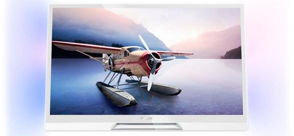 Wieder da: LED-Backlight-Fernseher Philips 42PDL6907K (42'', Ambilight, 3D, WiFi) für 599 € - 17% Ersparnis