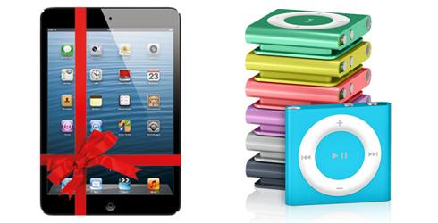Eröffnungsangebote McShark in der SCS Vösendorf - z.B. iPad mini (16 GB) für 222 €