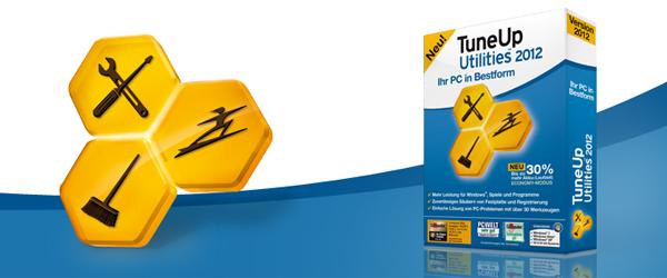 TuneUp Utilities 2012: Vollversion jetzt komplett kostenlos herunterladen statt 9,98 €