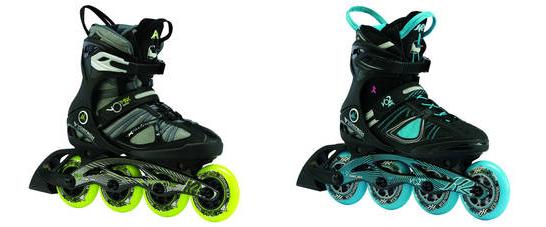 Inline-Skates K2 VO2 Max für Damen und Herren um je 99,99 € - 17% sparen