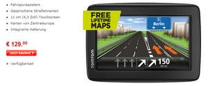 Navigationssystem TomTom Start 20 M Central Europe Traffic für 103,20 € - 12% sparen