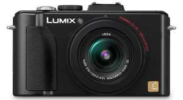 Digitale Kompaktkamera Panasonic Lumix DMC-LX 5 für 299 € - 15% Ersparnis