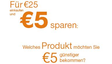Super! 5 € Amazon Gutschein mit 25 € MBW kostenlos via Facebook