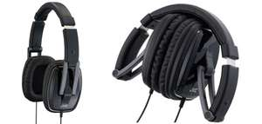DJ-Kopfhörer JVC HA-M750 mit Karbon-Gehäuse für 29,99 € - 25% Ersparnis