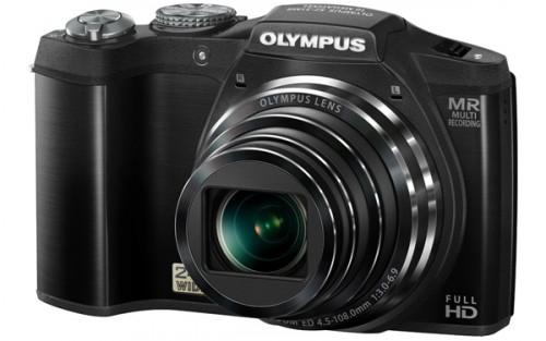 Digitale Kompaktkamera Olympus SZ-31MR (16 MP, 3D, 24x Zoom) für 140 € *Update*